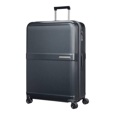 Samsonite Metallic Grey Dorsett Spinner Suitcase 78cm