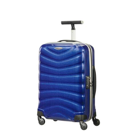 Samsonite Deep Blue Firelite Spinner Suitcase 55cm
