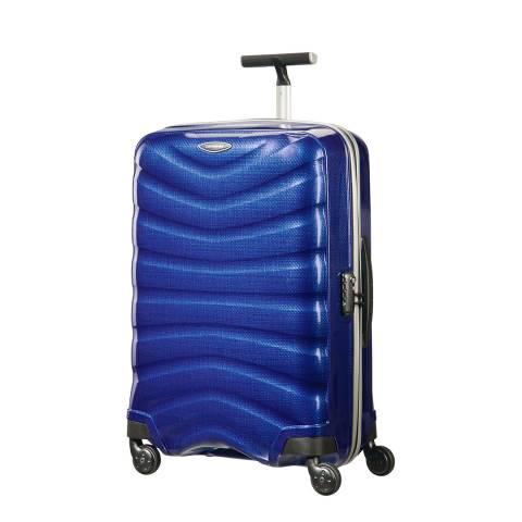 Samsonite Deep Blue Firelite Spinner Suitcase 69cm