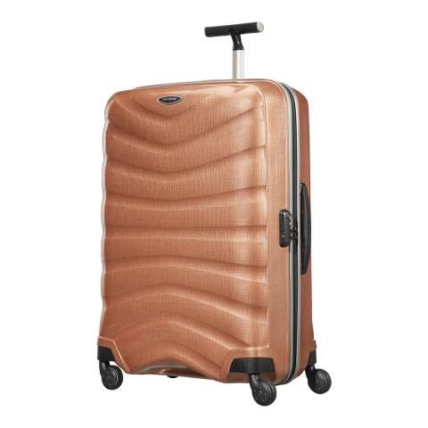 Samsonite Earth Firelite Spinner Suitcase 75cm