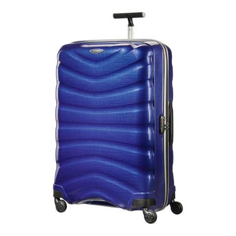 Samsonite Deep Blue Firelite Spinner Suitcase 81cm