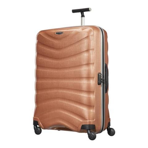 Samsonite Earth Firelite Spinner Suitcase 81cm