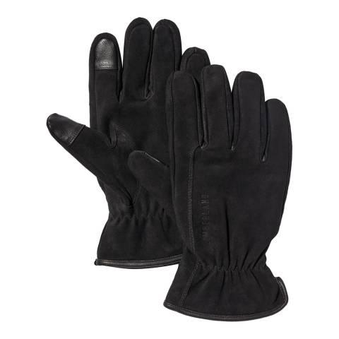 Timberland Black Workwear Inspired Gloves