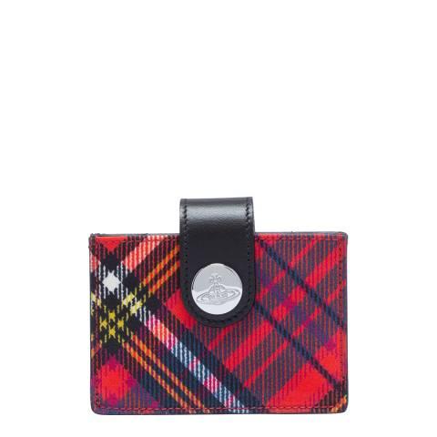 Vivienne Westwood Mc Andreas Dot Card Holder