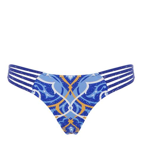 Paolita Blue Arabian Nights Lennox Bottom