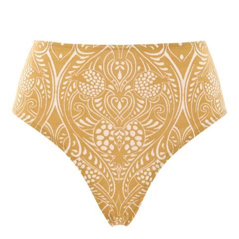 Paolita Gold Dorado Gobi Bottom