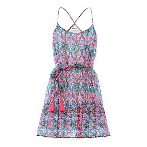 Paolita Multi Lyra Ruffle Mini Dress