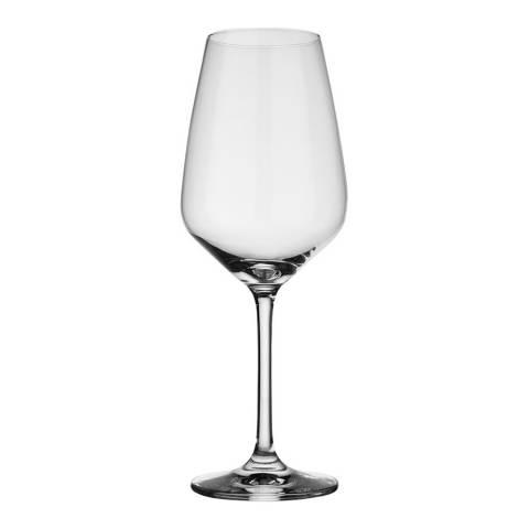 Villeroy & Boch Voice Basic Glass White Wine Goble Set