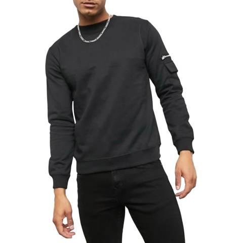 Bolongaro Trevor Black Travis Sweatshirt