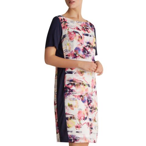 Fenn Wright Manson Multi Bouquet Dress