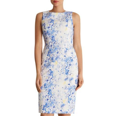 Fenn Wright Manson Ivory/Multi Cornflower Dress