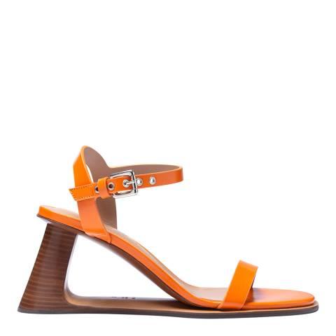 Marni Nectarine Single Strap Sandal
