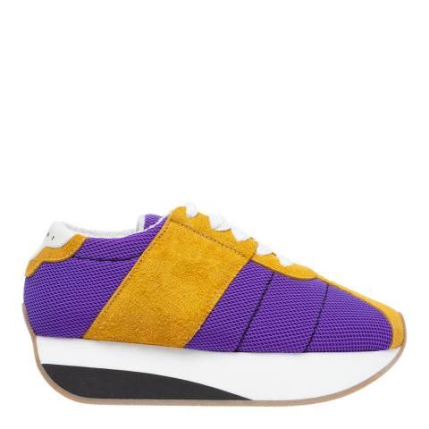 Marni Multi Big Foot Low Top Sneaker