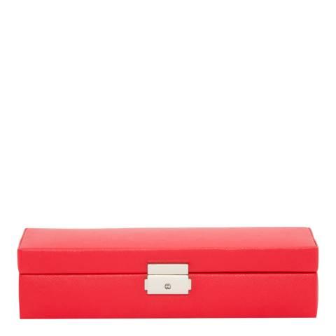 WOLF Red Heritage Safe Deposit Box