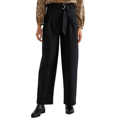 United Colors of Benetton Soft High Waisted Trousers