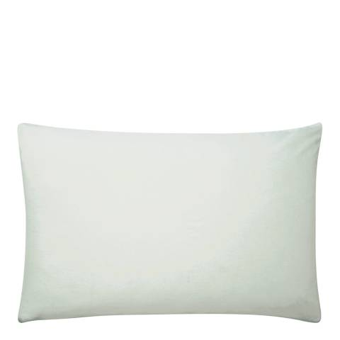 Sanderson Options 220TC Pair of Housewife Pillowcases, Silver