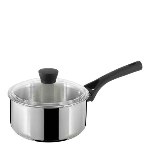 Pyrex Expert Touch Saucepan with Lid, 18cm