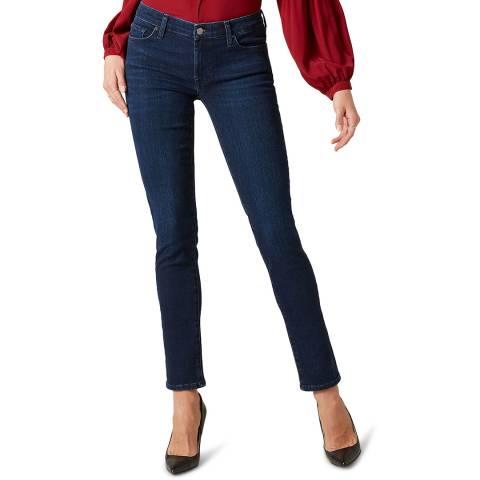 7 For All Mankind Indigo Pyper Slim Illusion Stretch Jeans