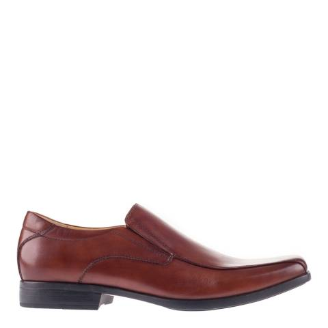 Steptronic Cognac Welling Leather Formal Shoes