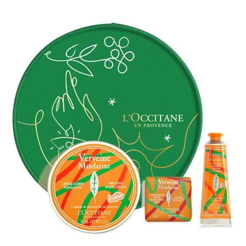 L'Occitane Collection Verbena Mandarin Worth £39