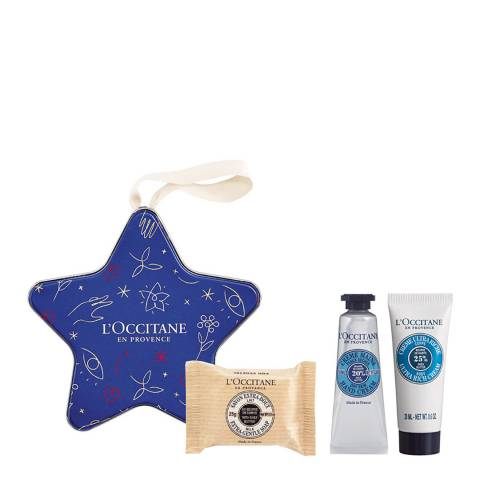 L'Occitane Soothing Shea Butter Star Trio