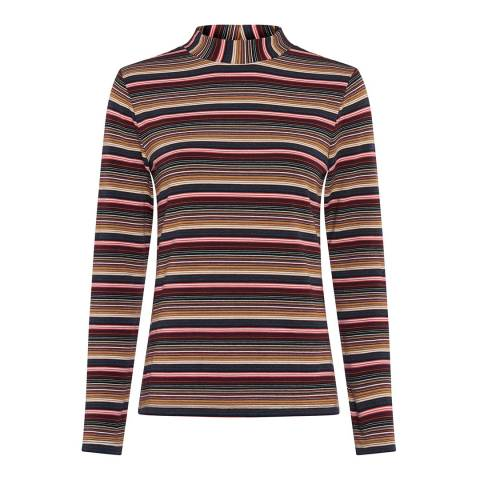 Great Plains Multi Stripe Molly Top
