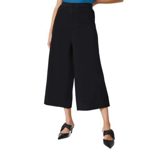 Great Plains Black Ensley Knit Trousers