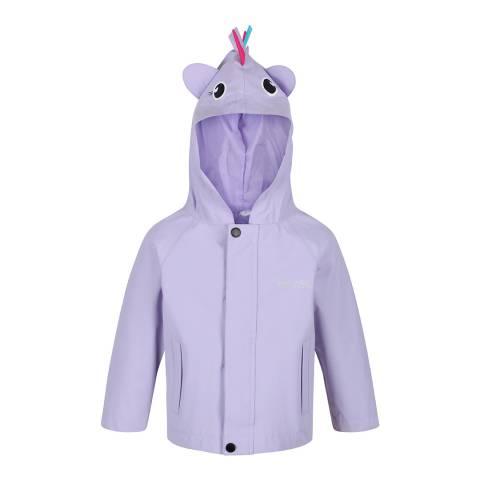 Regatta Lilac Unicorn Jacket