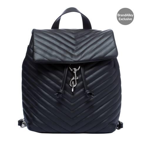 Rebecca Minkoff Black Edie Backpack