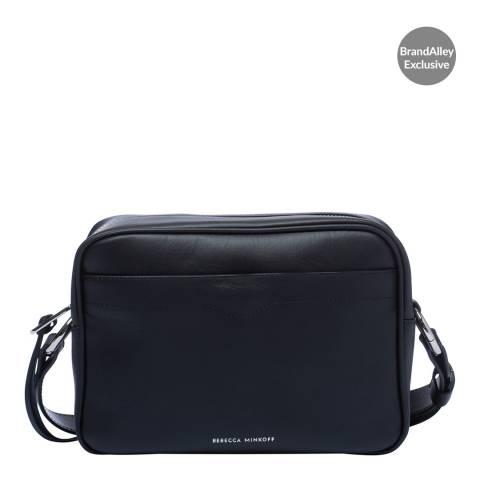 Rebecca Minkoff Black Camera Bag