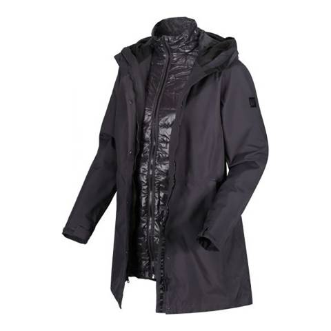 Regatta Ash Denbury Waterproof Hooded Jacket