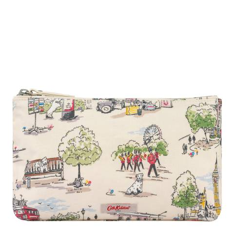 Cath Kidston Ivory Billie Goes to Town Cosmetic Bag
