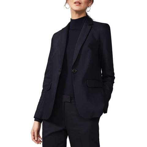 Phase Eight Navy Ulrica Suit Jacket