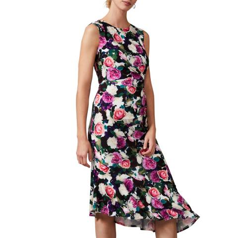 Phase Eight Multi Floral Adriana Dress