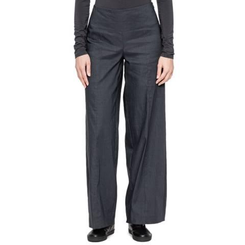 SARAH PACINI Linen stretch pants – Maïté