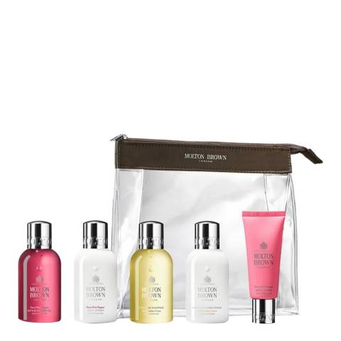 Molton Brown Womens Carry On Travel Gift Set Worth £50