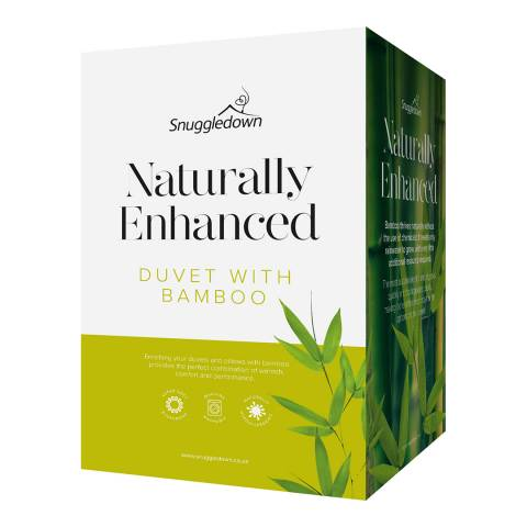 Snuggledown Enriched with Bamboo King 10.5 Tog Duvet