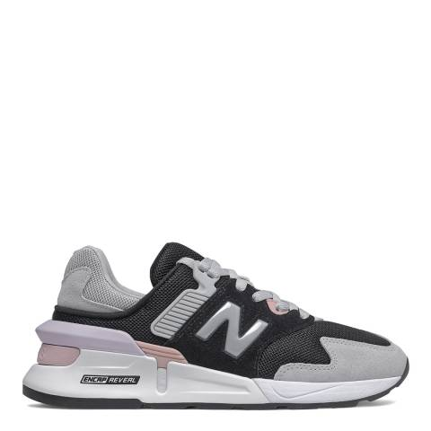 New Balance Black/Grey 997 Sneaker
