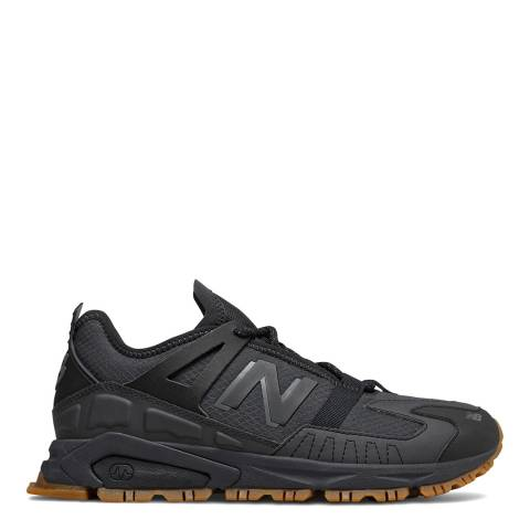 New Balance Black XRC Outdoor Trail Sneaker
