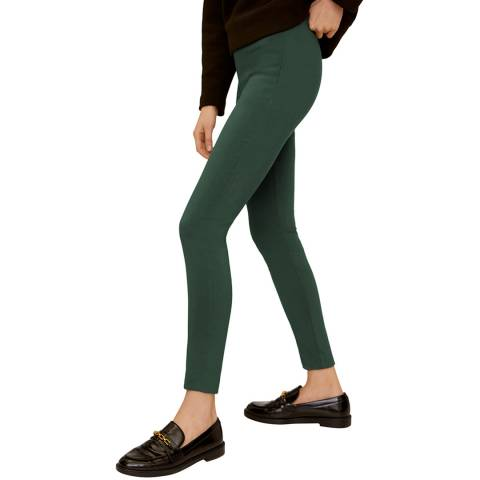 Mango Green Colour Leggings