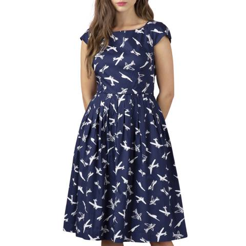 Emily and Fin Come Fly With Me Claudia Dress