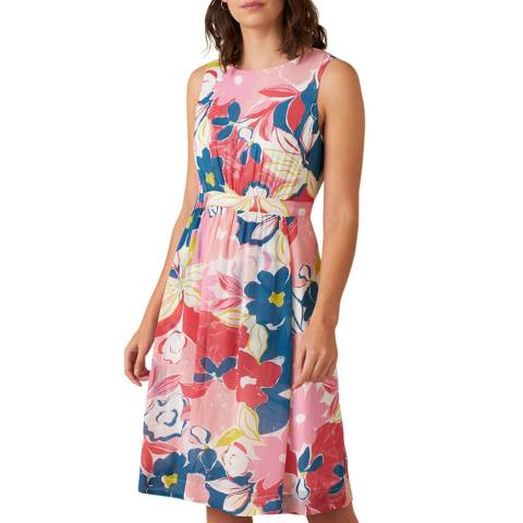 Emily and Fin Pink Asilah Floral New Lucy Dress