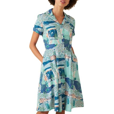 Emily and Fin Le Maroc Kate Dress