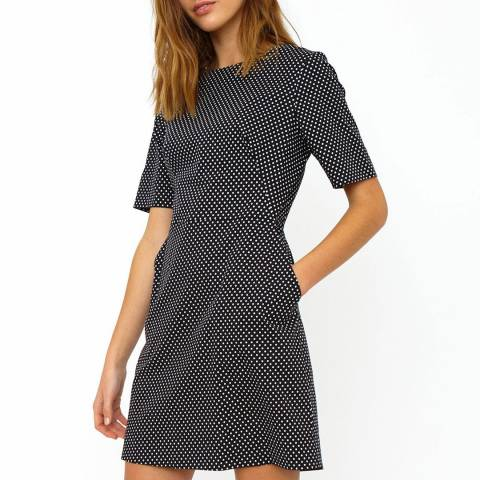 Emily and Fin Mini Spot Aggie Dress