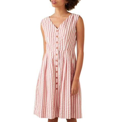 Emily and Fin Riviera Stripe Scarlett Dress