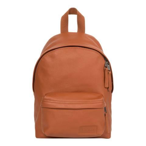 Eastpak Brandy Orbit Leather Backpack