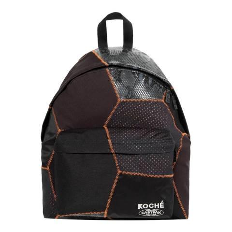 Eastpak Black Koche Padded Pak'r Backpack