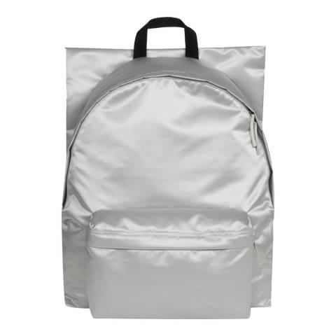 Eastpak Silver Raf Simons Punk Poster Padded Backpack