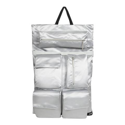 Eastpak Silver Raf Simons Couple Poster Backpack