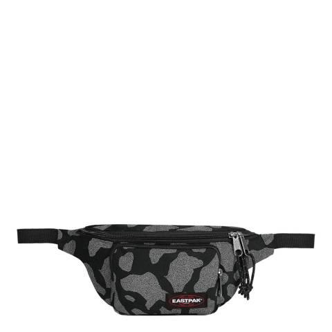 Eastpak Black Grey Spots Page Bum Bag